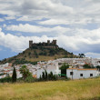 Spanish castle on the hill — Stock Photo