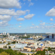 Right riverbank of Kiev — Stock Photo