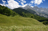 Pyrenees in summer — Stock Photo