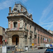 Old building of the Telegraph in Toulouse - Stock Photo