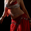 Royalty-Free Stock Photo: Belly dancer