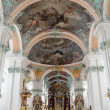 Inside of St. Gallen cathedral — Stock Photo #30391209