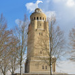 Bismarck Tower in Konstanz — Stock Photo