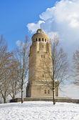 Bismarck Tower in Konstanz — Stock Photo