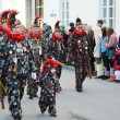 Street procession at Germcarnival Fastnacht — Stock Photo #40554685