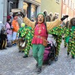 Street procession at Germcarnival Fastnacht — Stock Photo #40579699