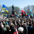 Stock Photo: Kyiv celebrates 200th anniversary of Taras Shevchenko's birthday
