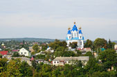 Ukrainian ancient city Kamyanets-Podilsky — Stock Photo