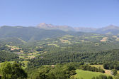Foothills of the French Pyrenees — Stock Photo