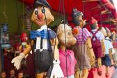 Marionnettes — Photo