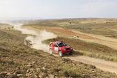 Baja Aragon 2013 — Стоковое фото