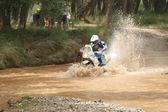 Baja aragón 2013 — Foto de Stock