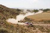 Baja Aragon 2013 — Stock Photo