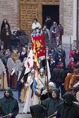 Medieval Wedding Party Isabel de Segura — ストック写真