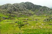 Snowdonia mountains — Stock Photo