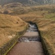 Stock Photo: Dovestone waterflow
