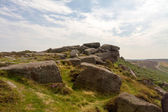 Stanage edge — Stock Photo