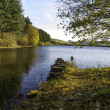 Digley reservior — Stock Photo