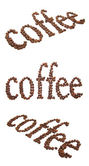 Sign of coffee — Stock Photo