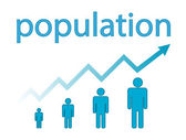 Population — Stock Photo
