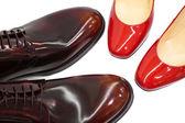 男性 & 女性靴-8 — ストック写真