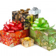 Gift box-65 — Stock Photo #16533375