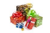 Caja de regalo-72 — Foto de Stock