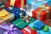 Geschenk dozen-78 — Stockfoto