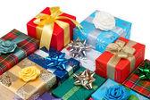 Geschenk dozen-80 — Stockfoto