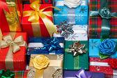 Geschenk dozen-85 — Stockfoto