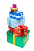 подарочные коробки-89 — Стоковое фото