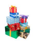 Hediye kutuları-90 — Stok fotoğraf