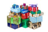 подарочные коробки-91 — Стоковое фото