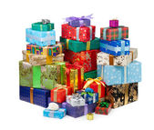 подарочные коробки-92 — Стоковое фото