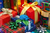 подарочные коробки-93 — Стоковое фото