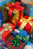 подарочные коробки-94 — Стоковое фото