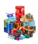 подарочные коробки-95 — Стоковое фото