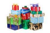 подарочные коробки-100 — Стоковое фото