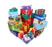 Gift boxes-101 — Stock Photo