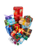 Scatole regalo-104 — Foto Stock