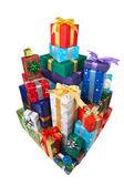 подарочные коробки-106 — Стоковое фото