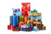 Gift boxes-102 — Stock Photo