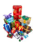 подарочные коробки-108 — Стоковое фото