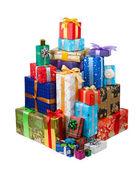 подарочные коробки-109 — Стоковое фото