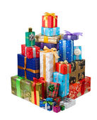 Gift boxes-109 — Stock Photo