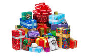 подарочные коробки-110 — Стоковое фото