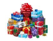 Gift boxes-111 — Stock Photo
