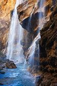 Caucasian Wasserfälle-3 — Stockfoto