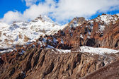 Caucasus mountains-11 — Stock Photo