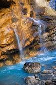 白人の滝-6 — ストック写真